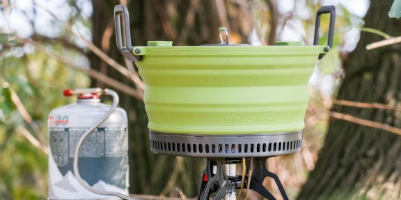 Recenze: GSI Outdoors Escape 3L hrnec – full servis na cestách