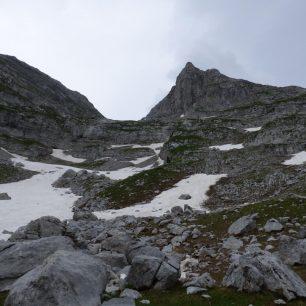 Zla Kolata, Prokletije, Černá Hora, Balkán Zla Kolata, Prokletije, Černá Hora, Balkán