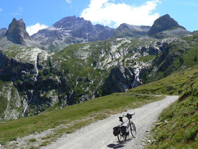 Výjezd na Col de Sommeiller, Francie