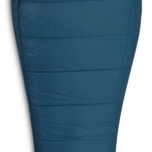 Pinguin Topas CCS - Velice dobře sbalitelný třísezonní spacák vhodný od jara do podzimu.