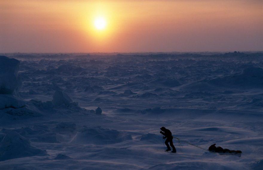 Børge Ousland - novodobý polární badatelBørge Ousland - novodobý polární badatel