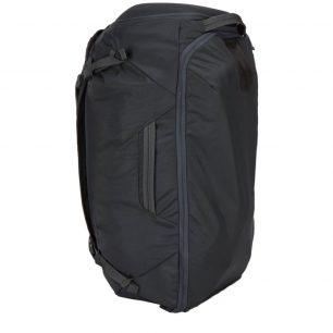 Zipem uzavíraný kryt pro ochranu zádového dílu, ramenních popruhů a bederního pásu zabraňuje opotřebení, není-li batoh nasazený na záda. Thule Landmark 70l