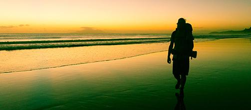 ROZHOVOR: Cesta pěšky napříč Novým Zélandem trvala čtyři měsíce a měřila 3000 kilometrů