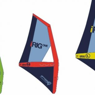 ISPO AWARD Product of the year: Nafukovací plachta iRIG.