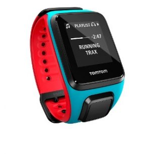 ISPO AWARD Product of the year: Sporttester Tom Tom Sporttester 2 Cardio + Music s GPS a přehrávačem hudby.