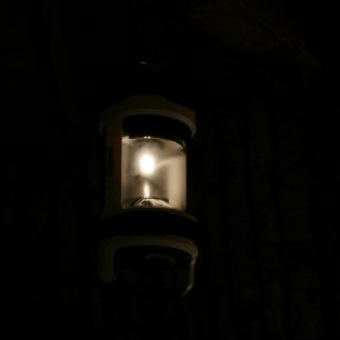 Coleman Twist uprostřed temné noci spolehlivě svítí.