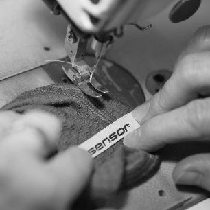 Výroba SENSOR probíhá výhradně v Česku.