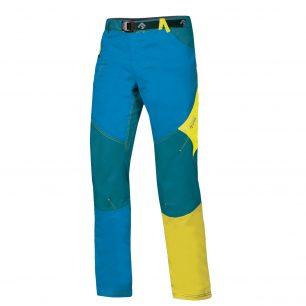 Kalhoty Joshua Blue Petrol.