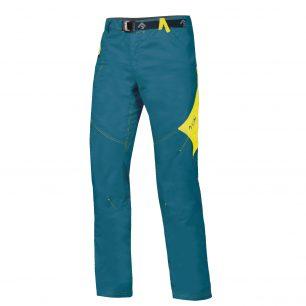Kalhoty Joshua Petrol Limet.