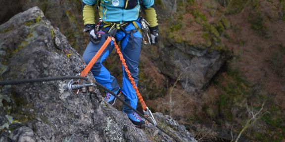 Recenze: Kalhot Direct Alpine MOUNTAINER TECH