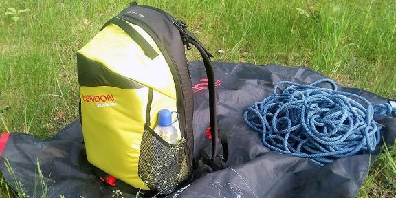 Recenze: Lanobatohu Tendon Gear Bag