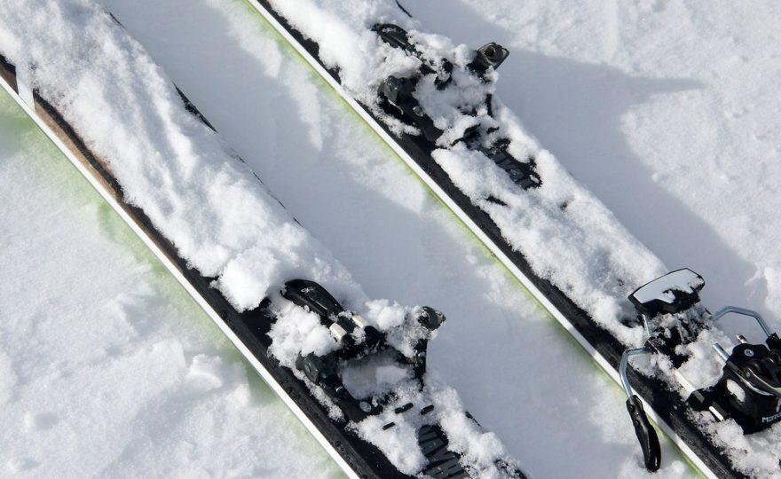 Komplet Marker Alpinist na lyžích K2 Wayback 96