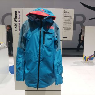HELLY HANSEN W Whitewall Lifaloft Jacket.