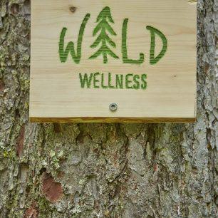 Waldwellness, Saalbach-Hinterglemm, Rakousko