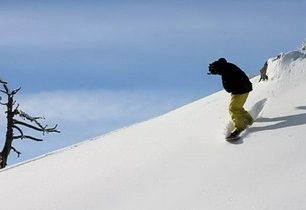 Powdersurfing aneb skateboarding na sněhu