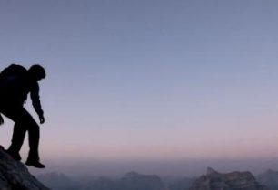 Úprk severozápadní stěnou Civetty a dolů pod 24 hodin? + VIDEO