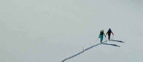 Sněhové královny v rakouském Verwallu