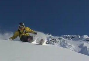 Zábava vyvolených - freeskiing + VIDEO