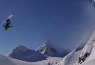 Království lyžování je přeci Aljaška + VIDEO