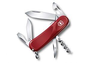 Vyhráli jste švýcarský armádní nůž od Victorinoxu?
