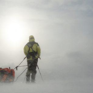 Peggy Marvanová a Adam Záviška: Lapland Extreme Challenge (Běžecký sál, SO 13:00 - 14:30)