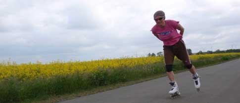 Cyklosostezka Spreewald - Blata