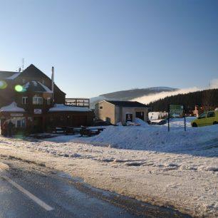 Pomezky a Sněžka - 2 v 1