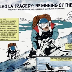The Lho La Tragedy. Begining of the end