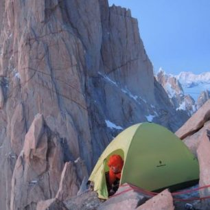 Tommy Caldwell v Patagonii