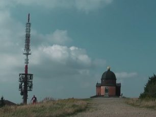 Kaple a vysílač