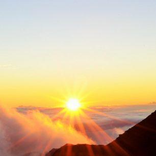 Havajské slunce - to je podívaná!