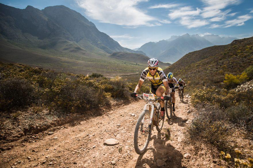 Jarda Kulhavý opět na špici jedné z etap Cape Epic