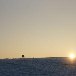 Kýžený východ slunce