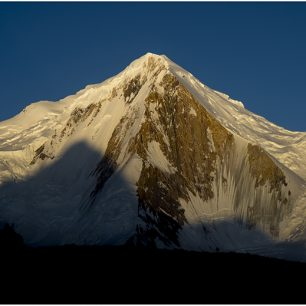 Majestátní Gasherbrum I