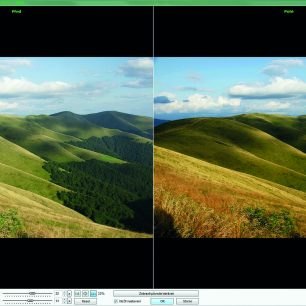 Před a po - FastStone Image Viewer