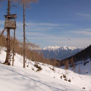 Poklidné Alpy